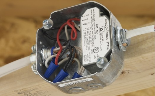 120v Relay Switch