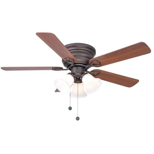 Remote Control Ceiling Fan Light Turns On By Itself