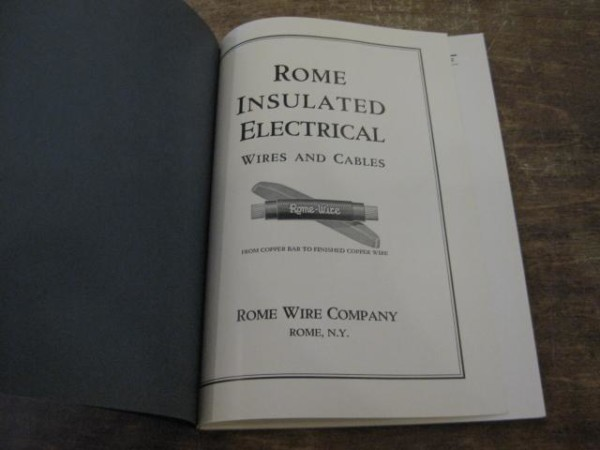 Rome Insulated Electrical Wires And Cables From Copper Bar To