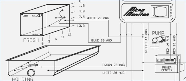 Rv Tank Sensor Wiring Diagram
