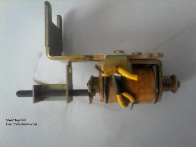 Shunt Trip Breaker Wiring Diagram Explanation