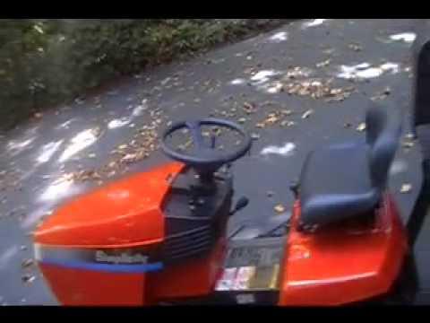 Simplicity Broadmoor Mower