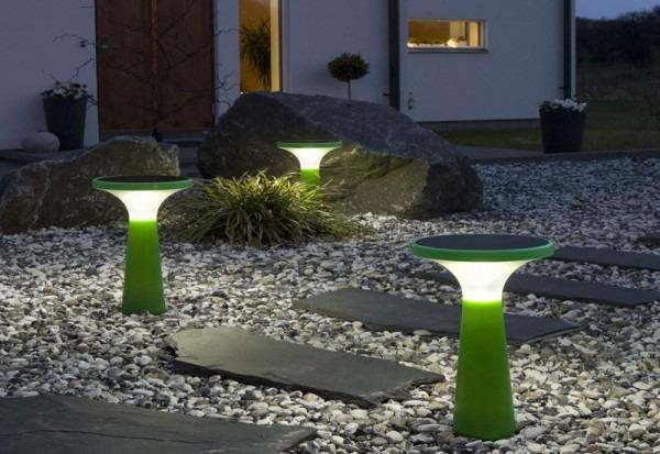 Solar Garden Lighting Systems