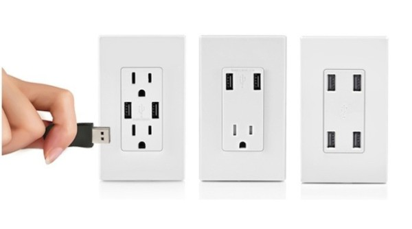 The Simple Life  Best Usb Charging Outlets