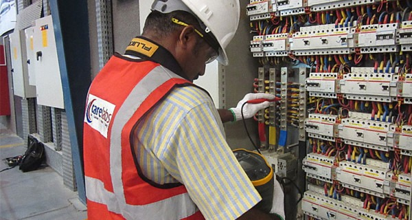 Third Party Inspection Of Electrical Installation