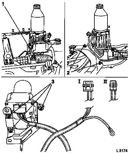 Vauxhall Workshop Manuals   Astra G   M Steering   Ehps