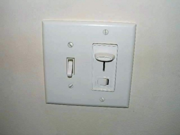 Wall Mounted Light Switch Recessed Lighting Dimmer Switch Lovely