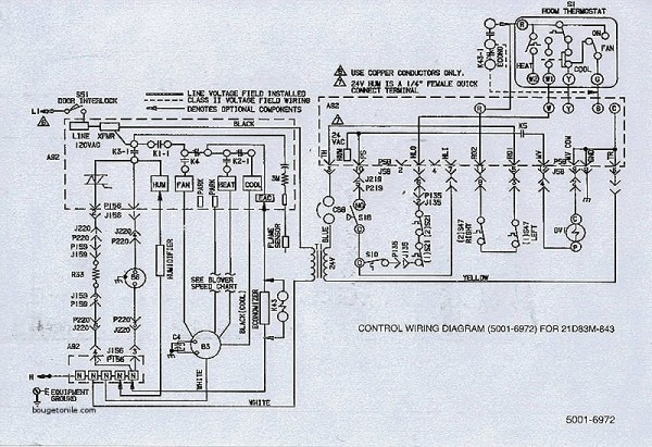 White Rodgers 1361 Wiring Diagram