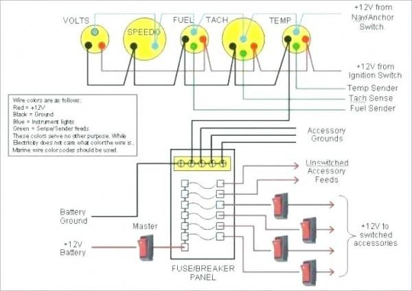 Yamaha Tachometer Wiring – Ncdonations Com