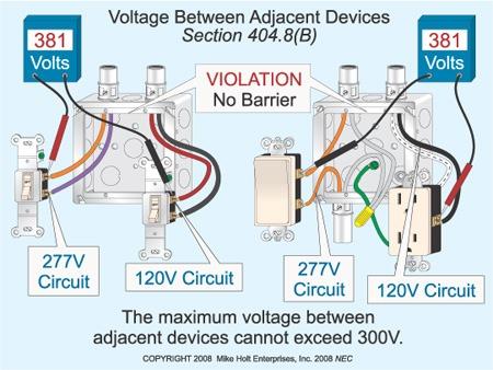 120v Switch Wiring