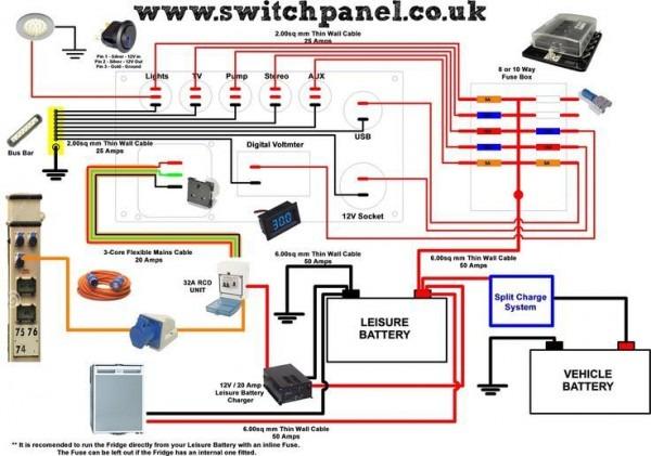 12v Wiring Diagram