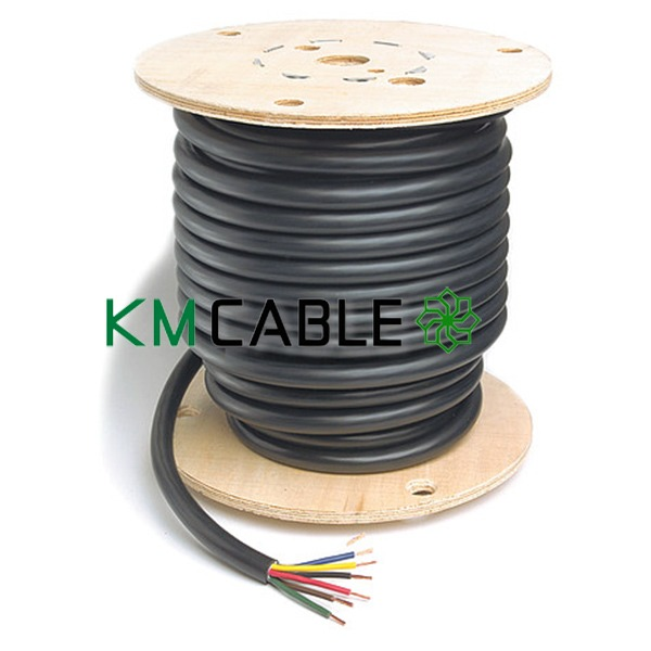 13 Pin Caravan Light Cable Iso 11446 Trailer Cable Trailer Wiring