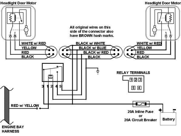 1968 Camaro Engine Diagram