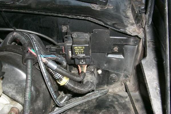 1985 Camaro Tpi Wiring Harness