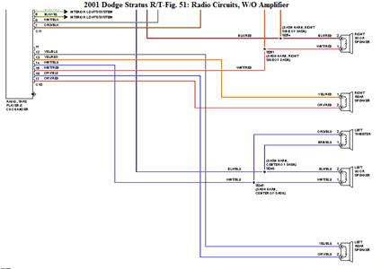 2002 Ram Radio Wiring Diagram