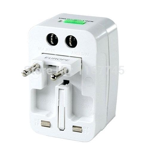 220v To 110v Adapter Plug Free Shipping Universal Voltage