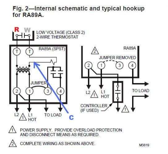 2 Wire Wifi Thermostat Amazing Honeywell Wifi Not Working With 3