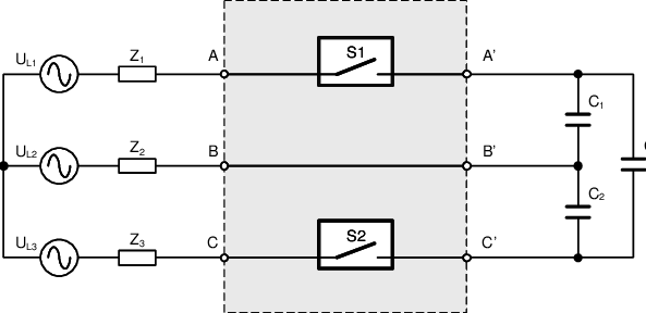 3 Phase Bank Diagrams