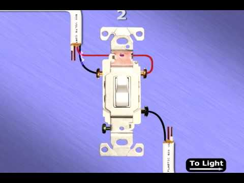 3 Way Switch Animation  How A 3