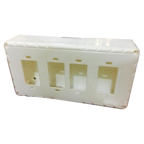 4 Switch Gang Box, Switches & Switch Boxes