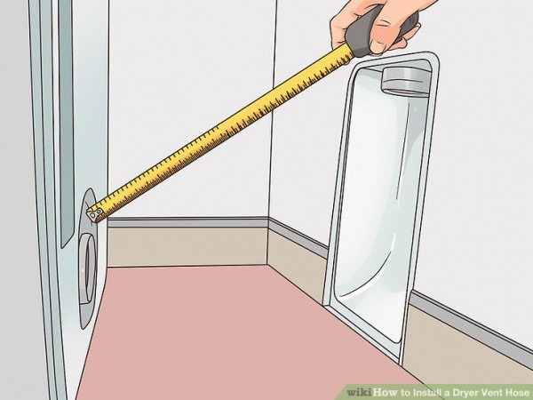 4 Ways To Install A Dryer Vent Hose