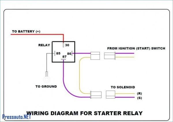 4 Wire Connector Diagram