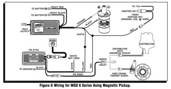 Msd Ignition Wiring Diagram Ford