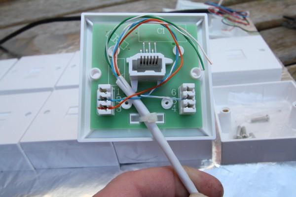 Wall Socket Wiring