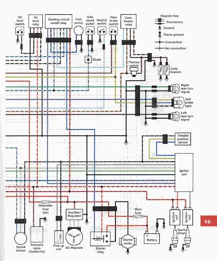 All Star Wiring Diagram