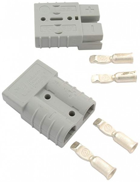 Amazon Com  Allstar All76320 Gray 50 Amp Rating Battery Cable
