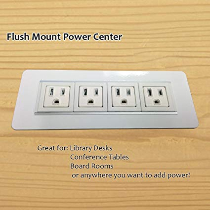 Amazon Com  Axil Z Flush Mount Power Data Center