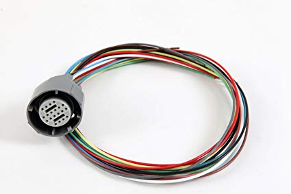 Amazon Com  Gm 4l60e Transmission External Wire Harness 1993 And