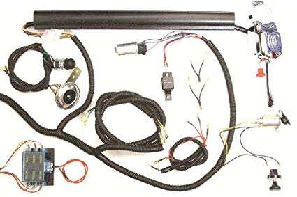 Amazon Com  Golf Cart Universal Turn Signal Switch Wire Harness