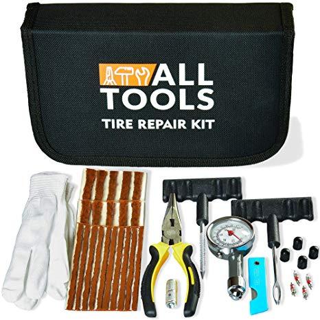 Amazon Com  Heavy Duty Tire Repair Kit Best For Car Bike