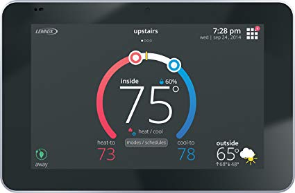 Amazon Com  Lennox 15s63 Icomfort E30 Smart Thermostat  Home & Kitchen