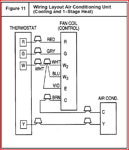 Arcoaire Air Conditioner Wiring Diagram