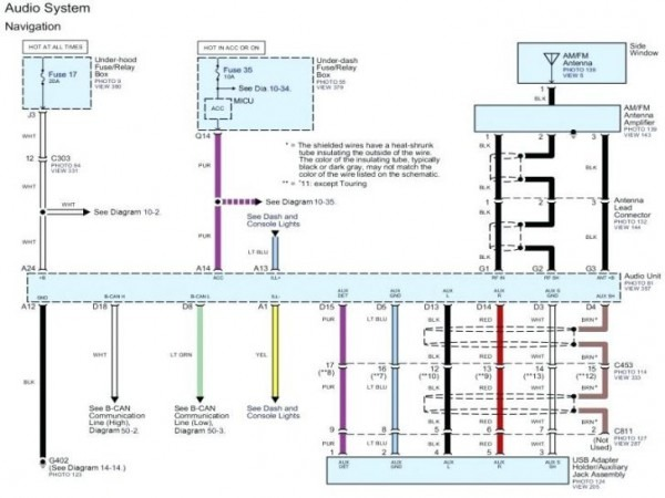 B16 Wiring Harness Diagram