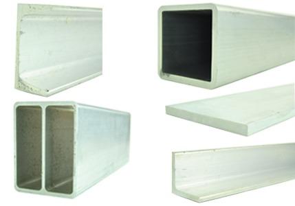 Boat Trailer Metals In Galvanized And Aluminum