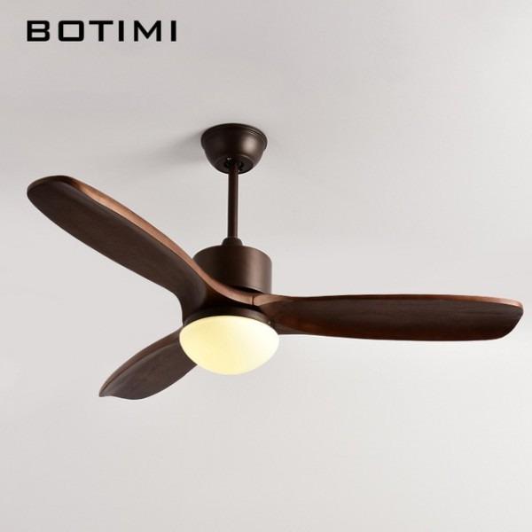 Botimi 2018 New Ceiling Fan For Living Room Ventilador De Techo