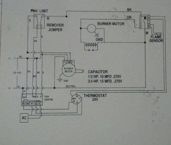 Browse Wiring Diagram Older Furnace Heater Relay