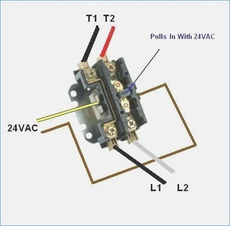 Carrier Contactor Wiring Diagram