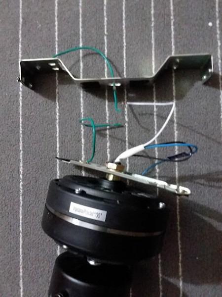Ceiling Fan No Green Wire