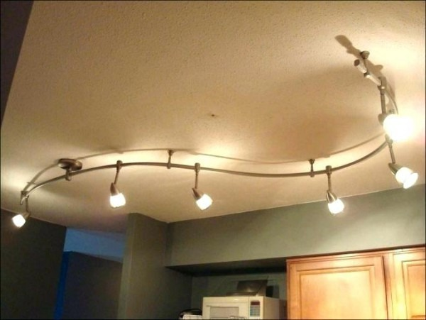 Ceiling Light Fixture Without Wiring