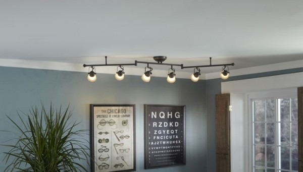 Ceiling Light Without Wiring