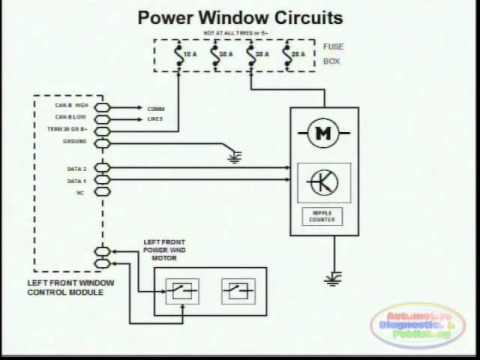 Chevy Van Window Motor Wiring Diagram