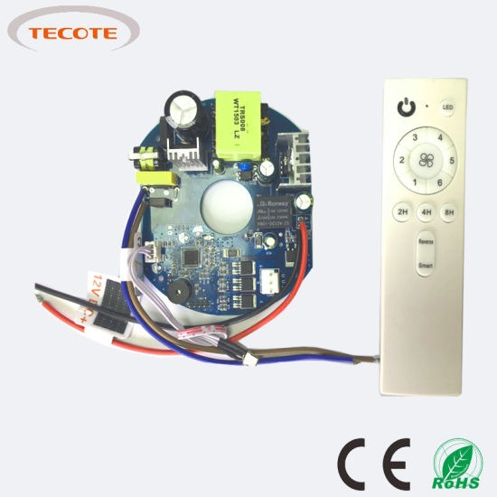 China Ac Dc Ceiling Fan Pcb Circuit With 2 Years Warranty