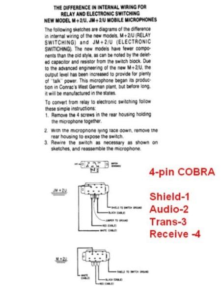 Copper Talk  Turner M+2 U Wiring For 4