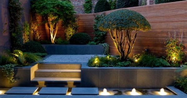 Cost To Install Outdoor Garden Lighting — Mickel Design Garden