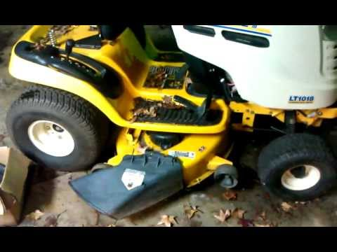 Cub Cadet Problem Solved And Update