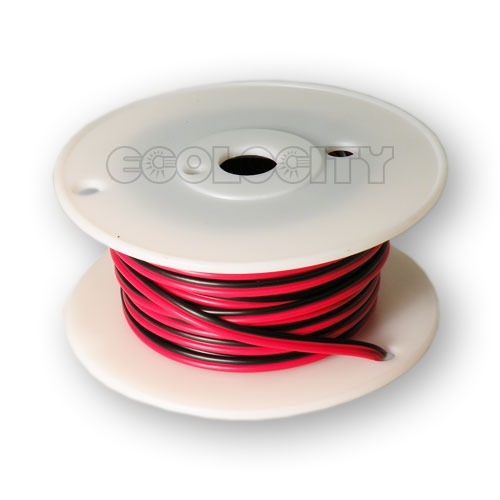 Dc Connection Wire Bonded Pair 22awg